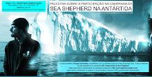 Palestra sobre a participação na campanha na Antártida