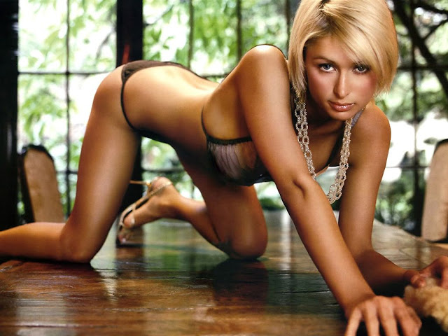 Hot Paris Hilton