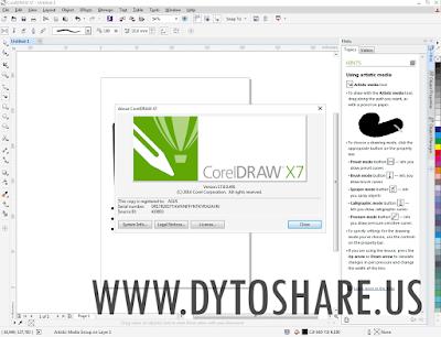 CorelDRAW Graphics Suite X7 17.0.0.491 Full Version