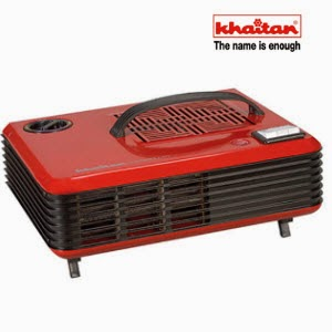 Snapdeal : Buy Khaitan 2000 Watts KRH-1101 Room Heater Rs.1,633 only And KRH-1100 Room Heater 2 Rs.1,719 only