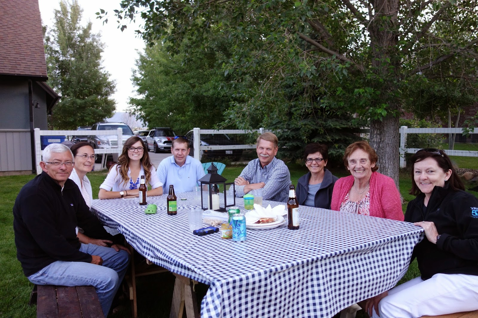 Big Brother Backyard Bbq : Too many guests to name them all, but there are a few key ones from