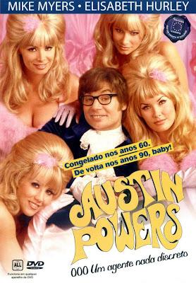 Baixar Austin Powers : 000 Um Agente Nada Discreto Dublado