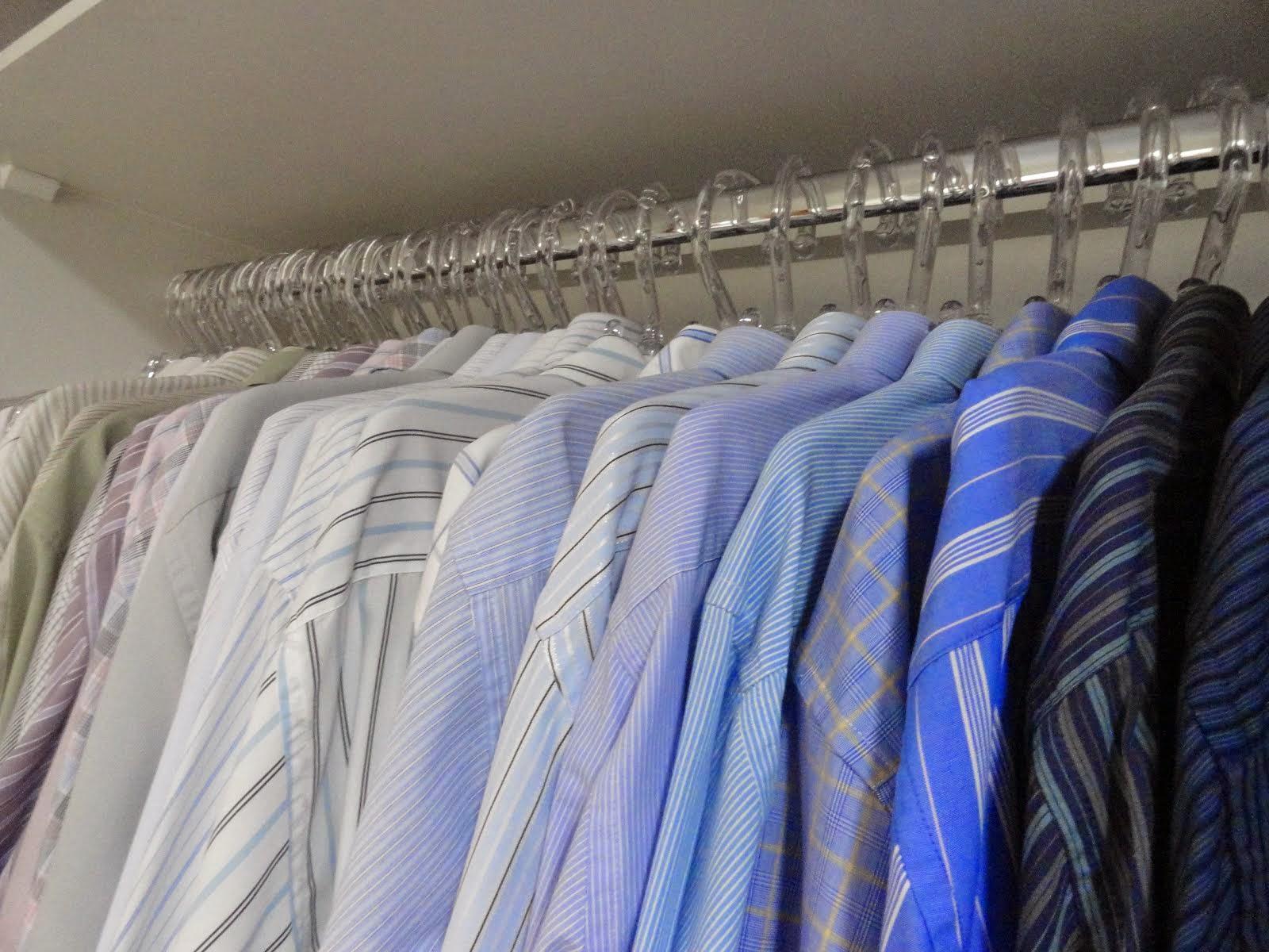Organização do Closet
