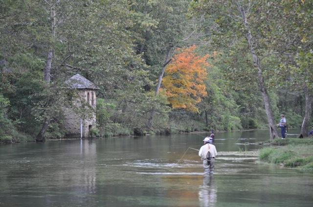 Bennett springs fishing report 2011 for Bennett springs trout fishing