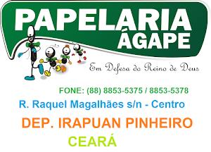 Papelaria Ágape: