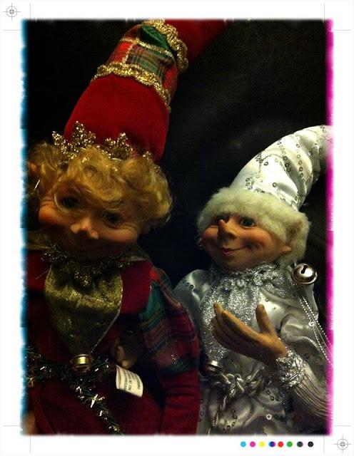 Les lutins de Noël Julie Philippon Mamanbooh