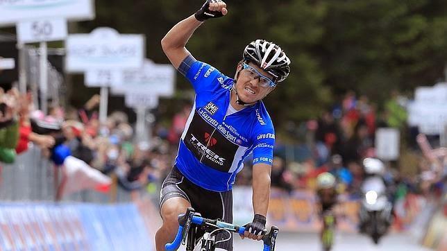 Julián Arredondo gana otra etapa para Colombia