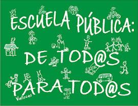 Creo en la pública y en lo público