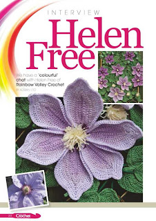 Helen Free interview from Inside Crochet