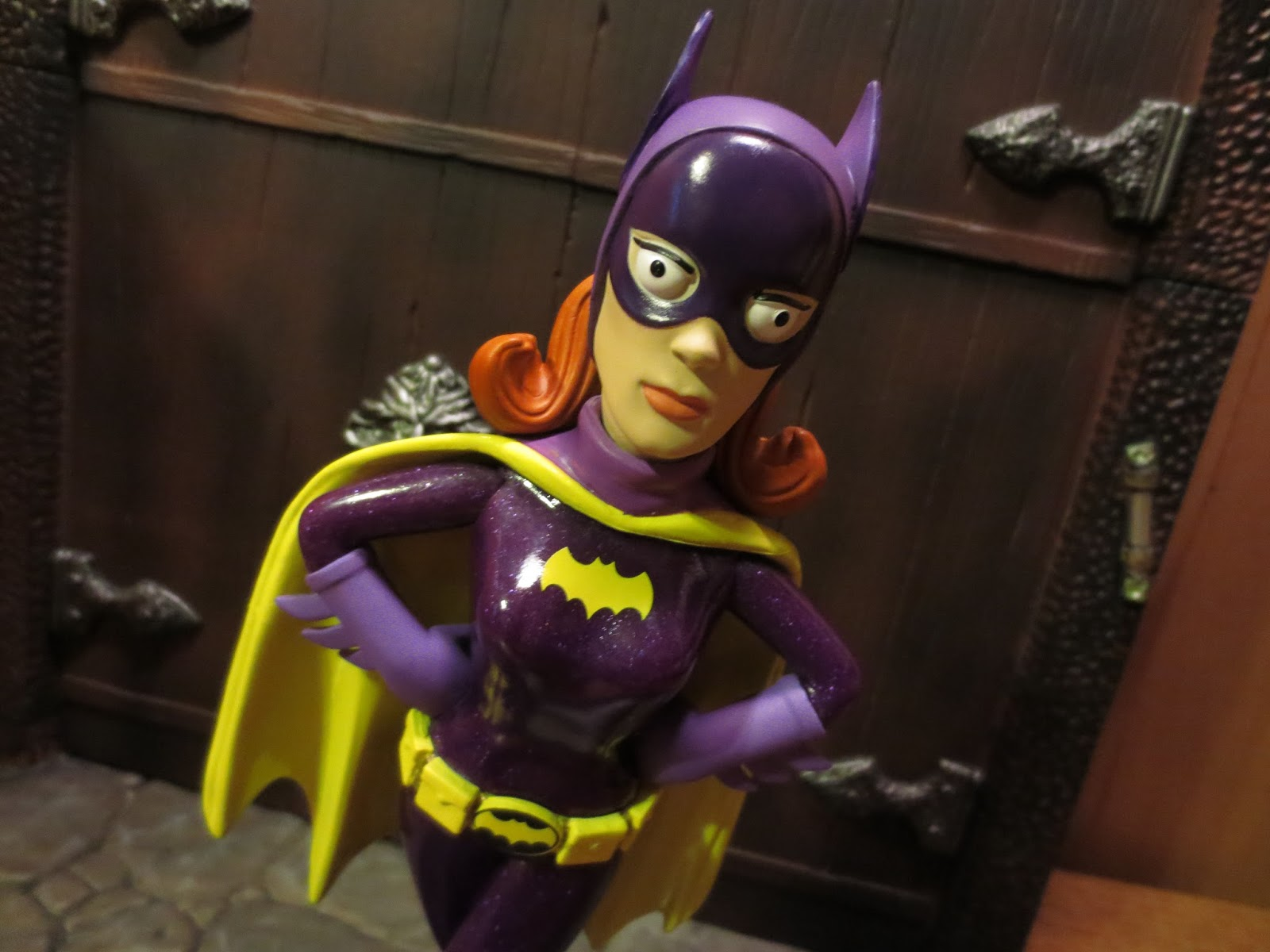 Action Figure Barbecue A New Batgirl Review Batgirl From