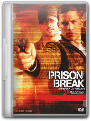 Download Prison Break 2ª Temporada Completa hdtv