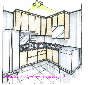 Small Kitchen Plans kitchen furniture: small kitchen plans