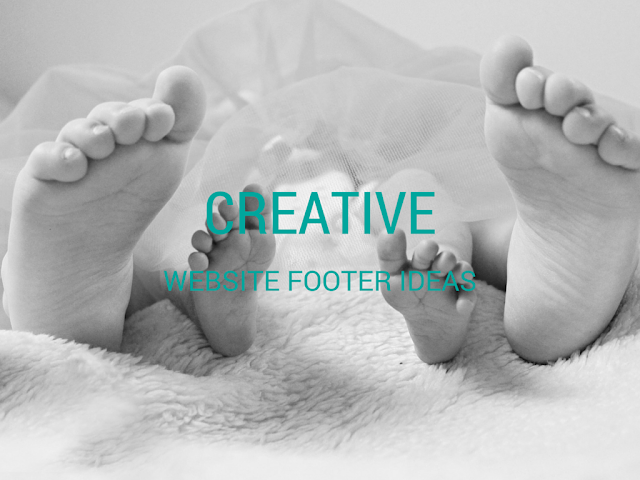 List of Creative Footer Ideas For Your Website