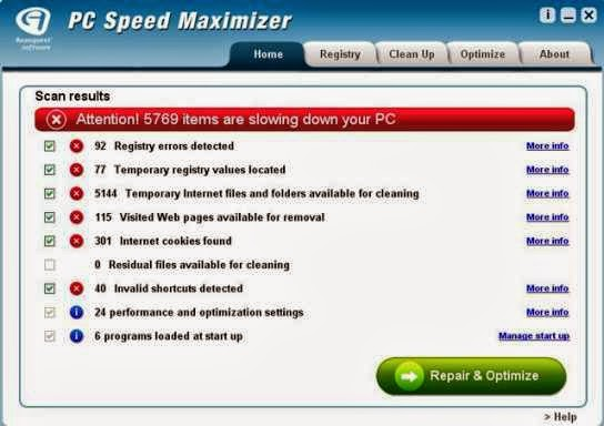 PC Speed Maximizer License Key Serial Free image