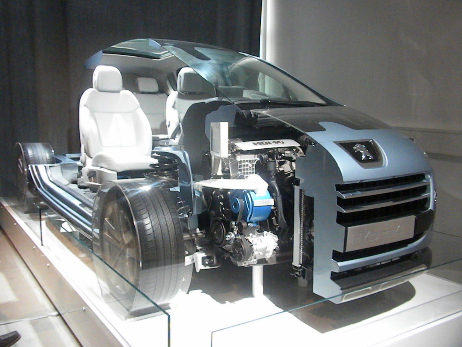 voiture du futur l hybride selon bosch de l 39 hybrid4 l 39 hybride rechargeable. Black Bedroom Furniture Sets. Home Design Ideas
