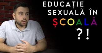 Vladimir Pustan Jr. 🔴 Educație sexuală în școală?