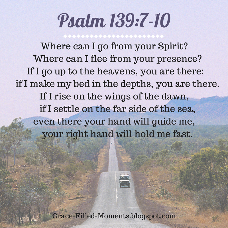 Psalm 139:7-10