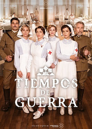 Tempos de Guerra Séries Torrent Download capa