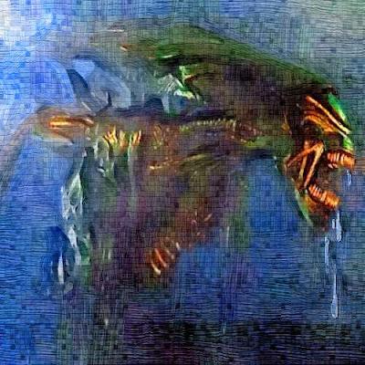 Alien - Mosaic (D-Phhertmant)