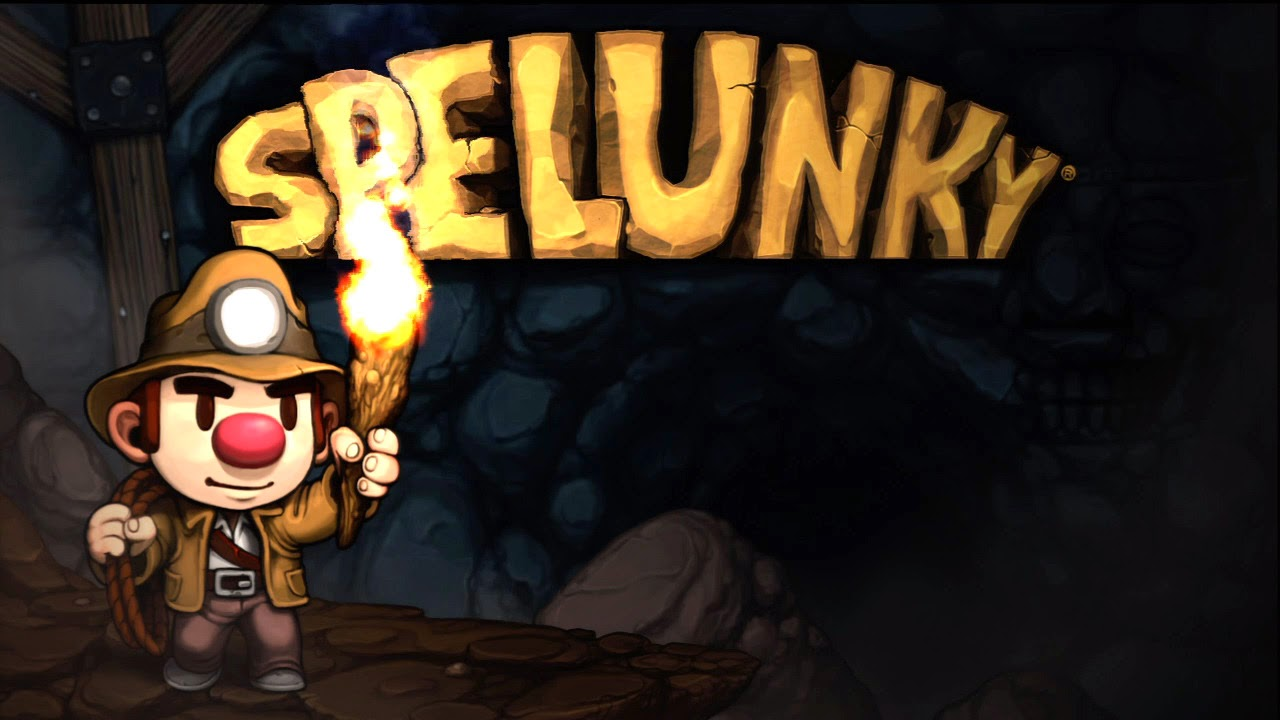 Download Game Pc Spelunky HD.Gratis