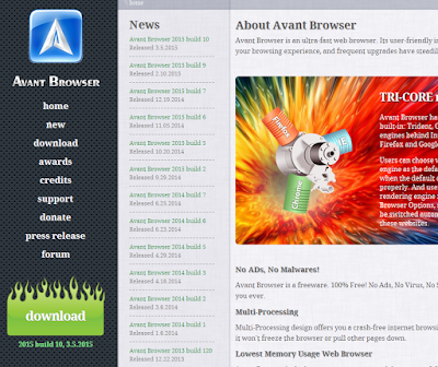 Download Avant Browser for PC/Laptop - Windows 7/8.1/10 & MAC