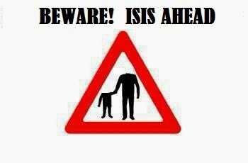 ISIS Traffic Signs