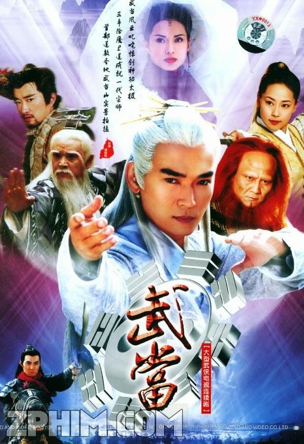 Võ Đang - Wu Dang (2003) Poster