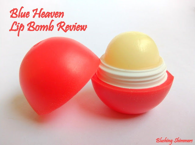 Blue Heaven Lip Bomb-Strawberry