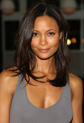 Thandie Newton Sweet Smile Picture