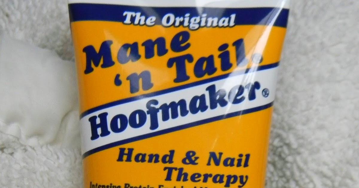 Mega Nailattude: Mane \'n Tail Hoofmaker Hand and Nail Therapy