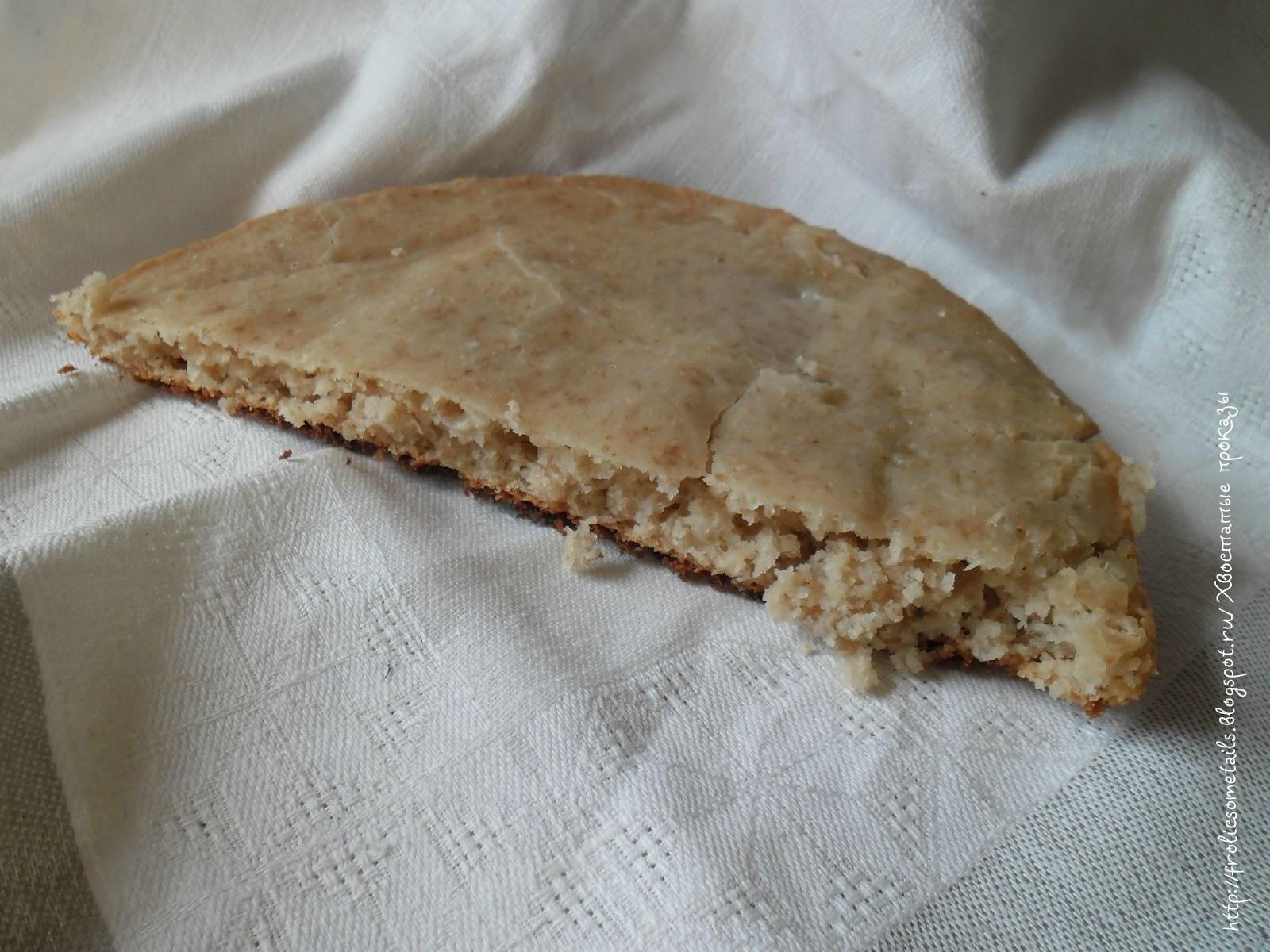 закваска, бездрожжевой хлеб на живой закваске