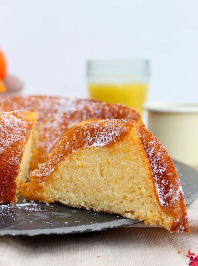 Cupcakelosophy receta de bizcocho esponjoso de mandarina - Bizcocho de limon esponjoso ...
