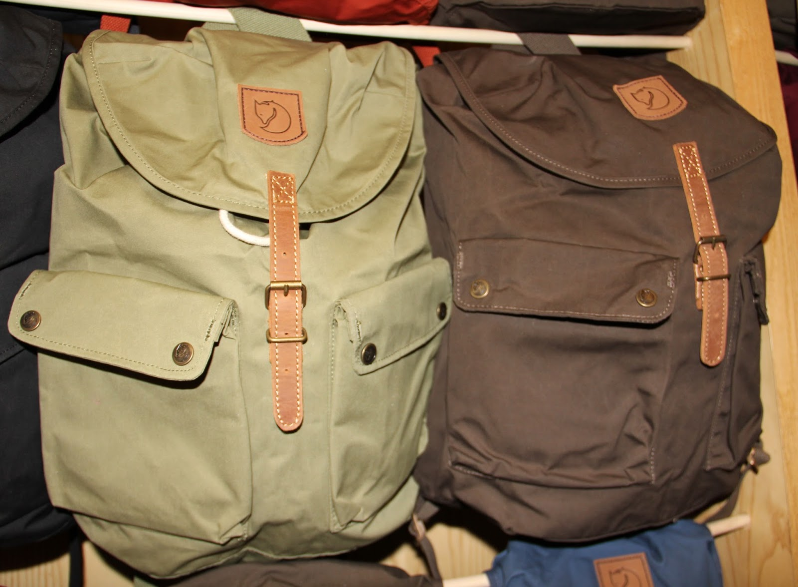 fjallraven greenland backpack mountain grey
