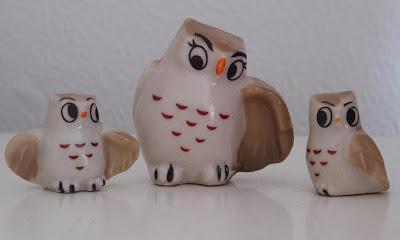 Wade Owl Family