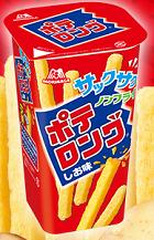 森永製菓 ポテロング