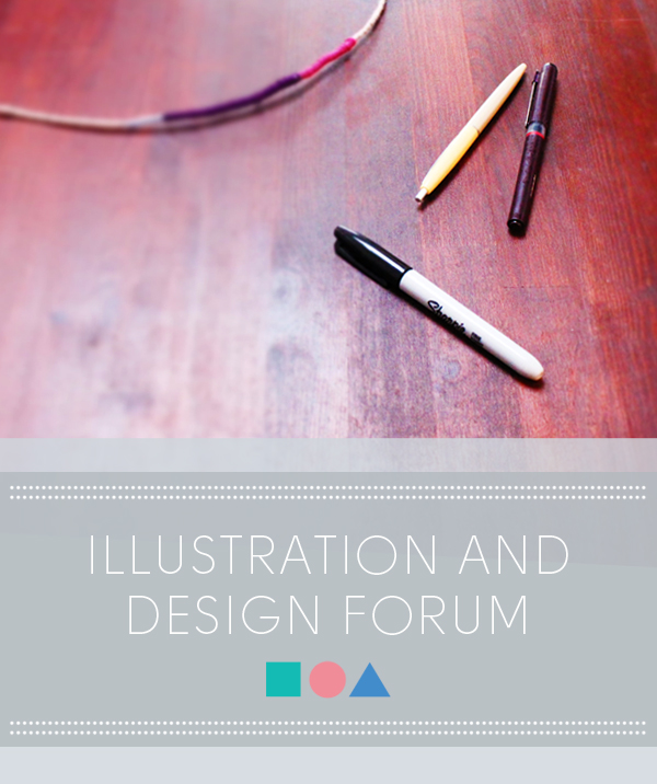 illustration design forum