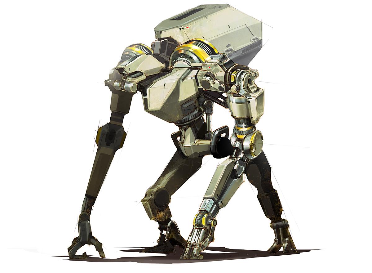 Ilustraciones sueltas chulas encontradas por el internete - Página 5 CM_good+robot_DQ03