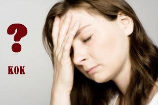 sikap dan ekspresi mengeluh karena keterbatasan diri