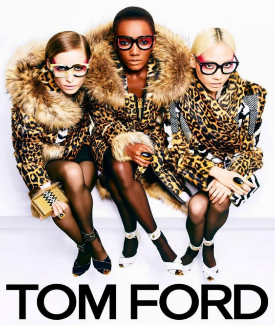 tom ford cheetah print jacket with fur lining