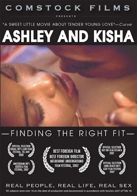 Ashley and Kisha: Finding the Right Fit, Lesbian Movie Watch Online LesMedia