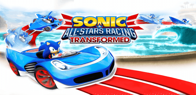 Download Sonic Racing Transformed Apk v530505G3/G4/ 530506G2