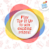 Contest !! Play Top it up To Win Exciting Prizes !! Monaco Toppings