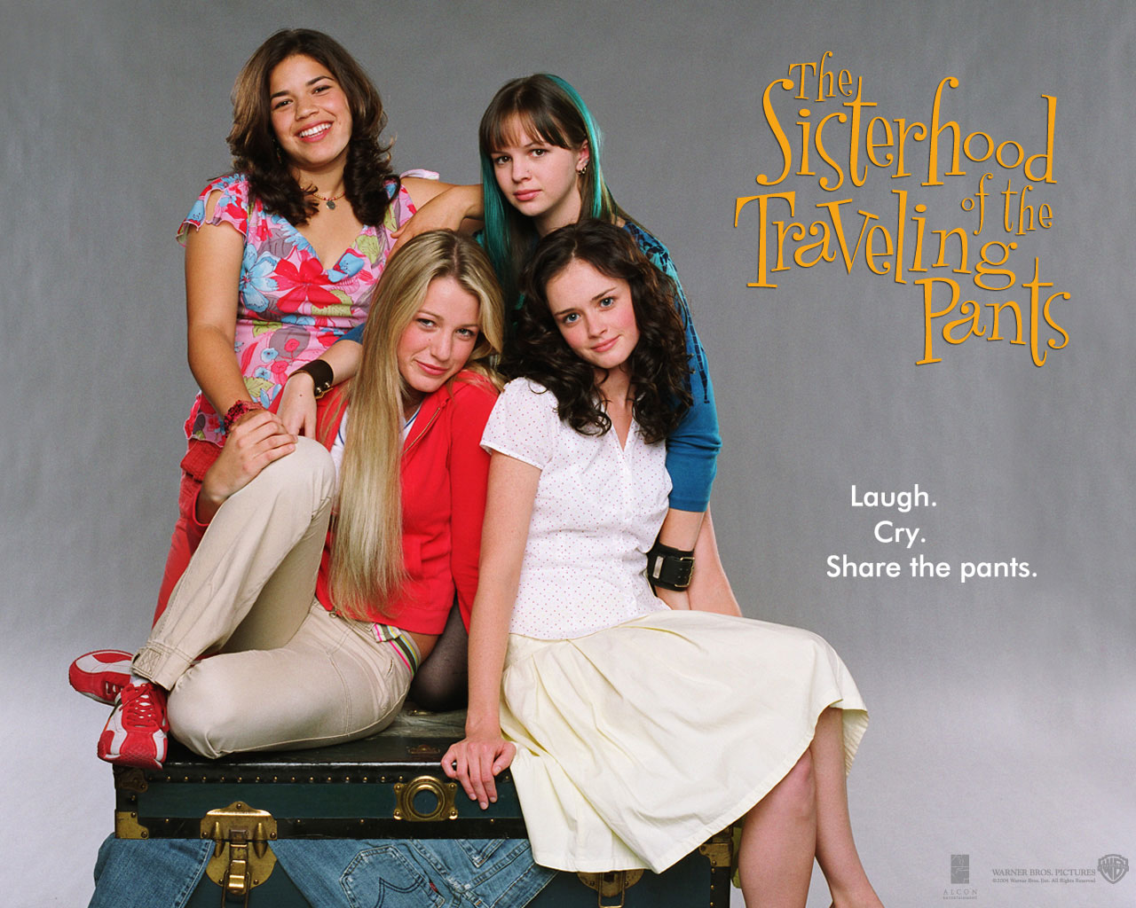 sisterhood of the traveling pants Find great deals on ebay for sisterhood of the traveling pants and sisterhood of the traveling pants book shop with confidence.