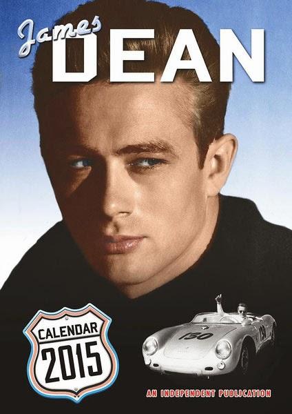 Calendario 2015 James Dean