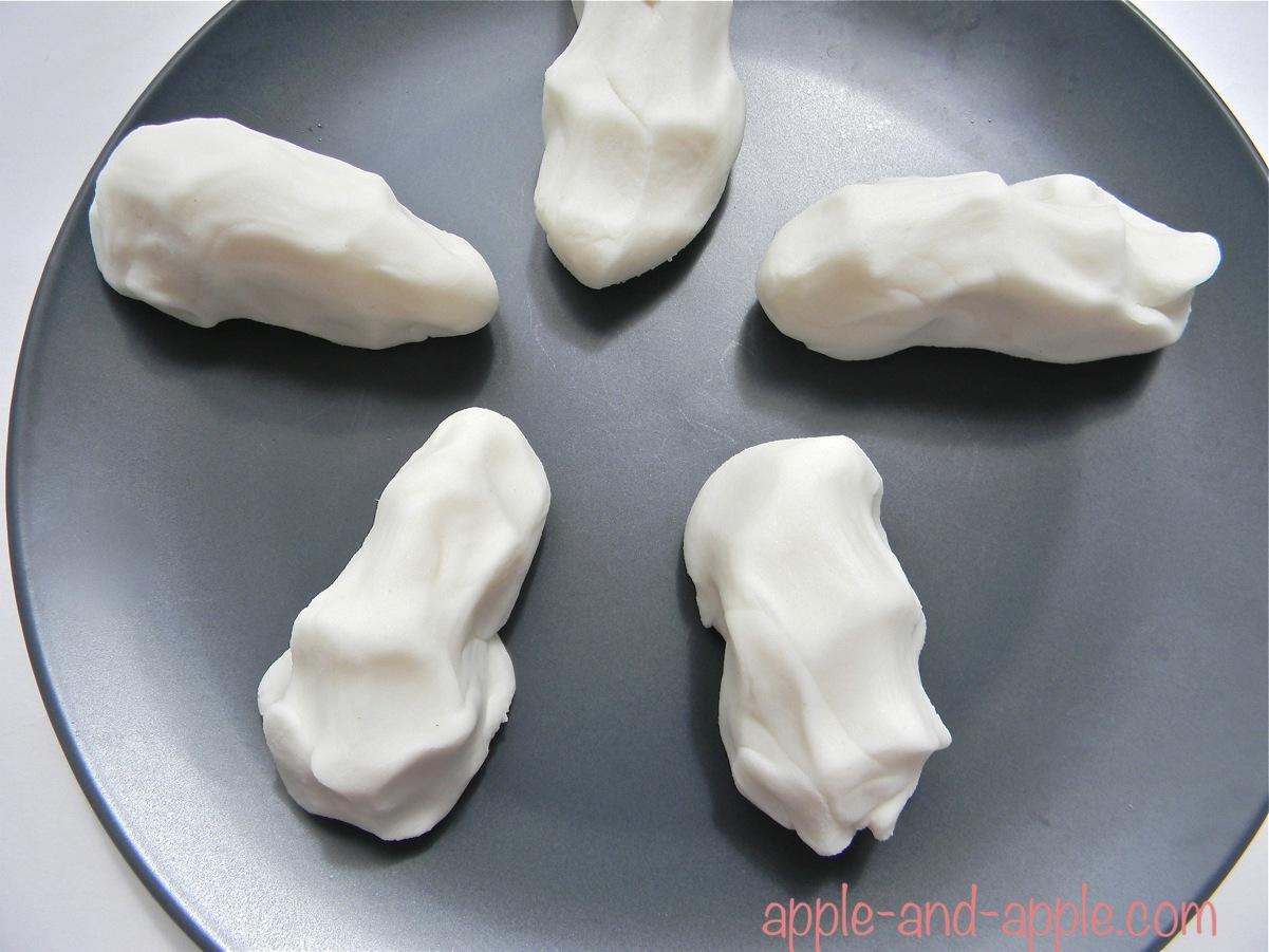 3D гель для ногтей. Лепка гель-пастой