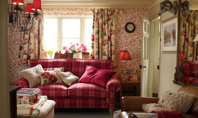 Autumn trends interior design all things nice for Salon laura ashley