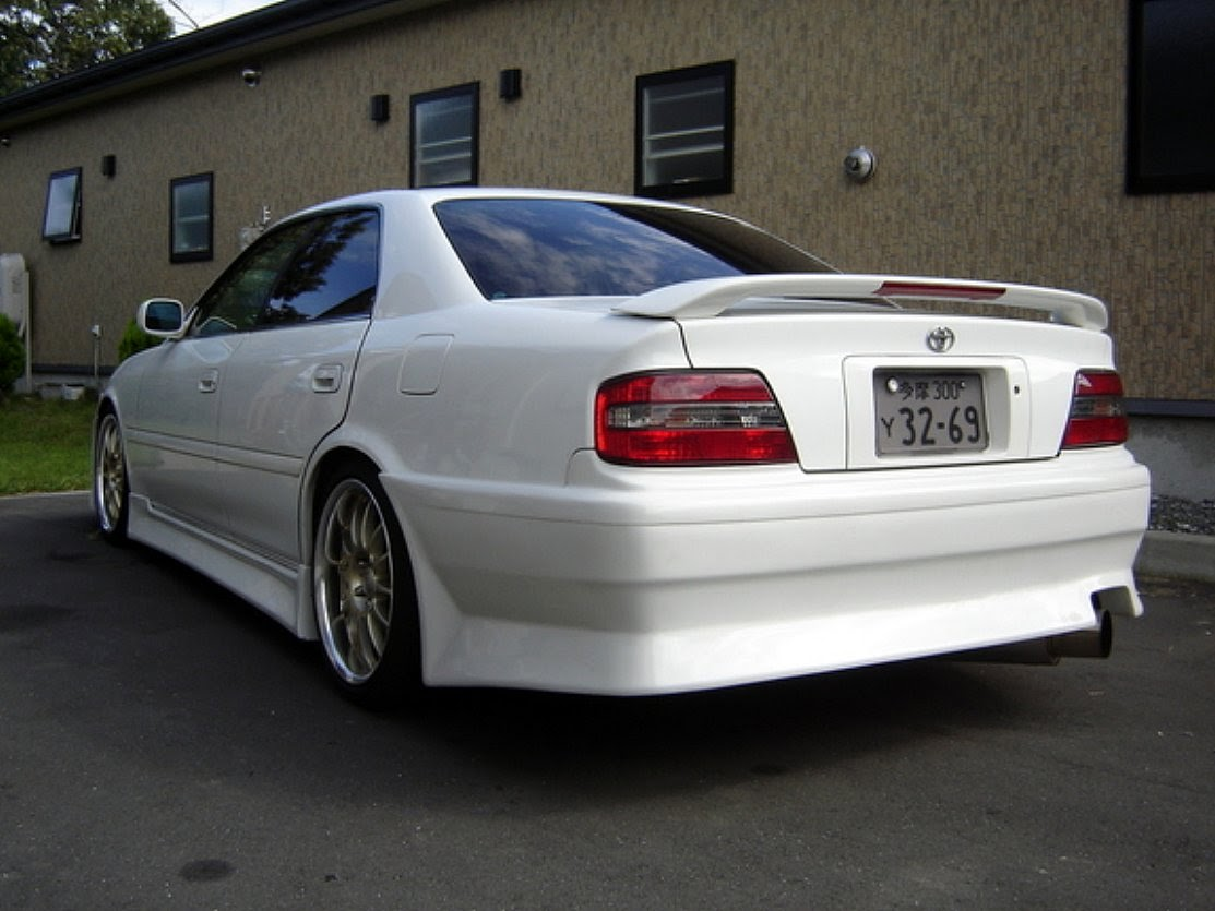 Toyota Chaser Tourer V on 1997 Toyota T100 Engine