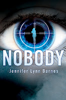 book cover of Nobody by Jennifer Lynn Barnes
