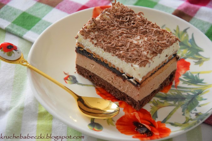 Ciasto Kubanka :)