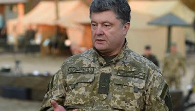 Президент Порошенко заявив, що шоста хвиля мобілізації не буде останньою